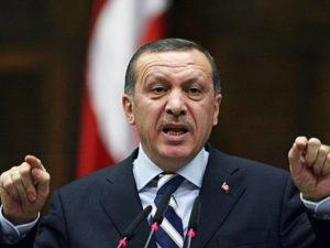 El actual (2016) presidente turco Recep Tayyio Erdogan